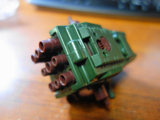 9連キャノン砲のレビュー