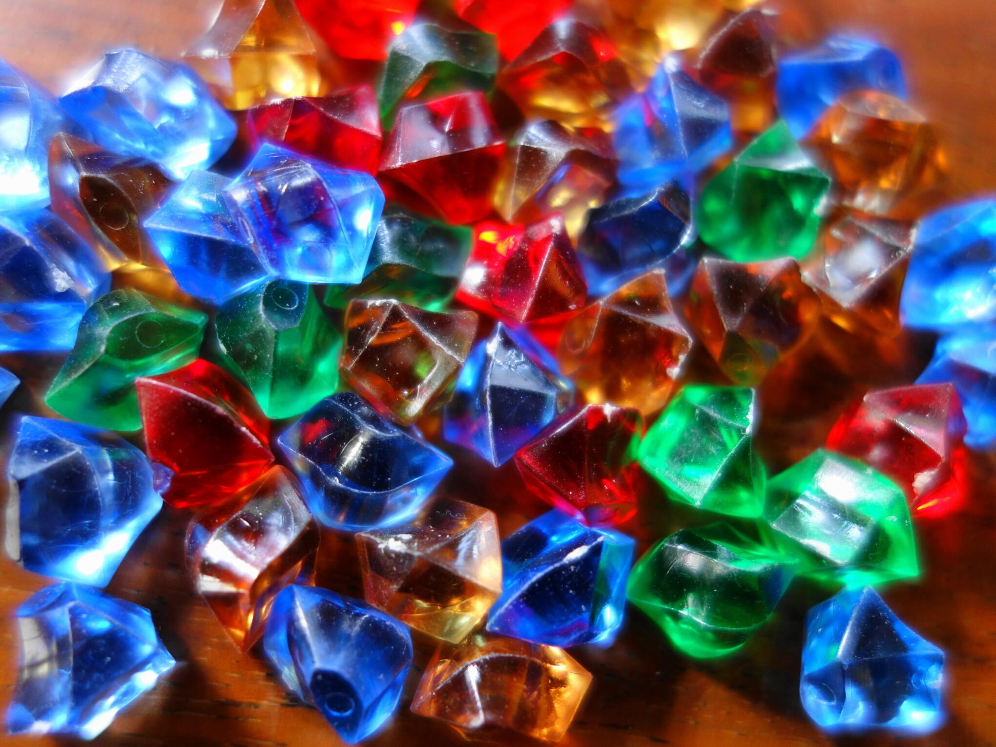 ウボンゴの宝石