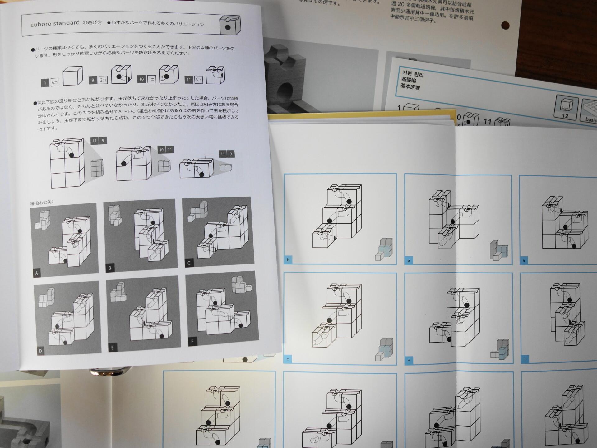 日本語解説書との比較