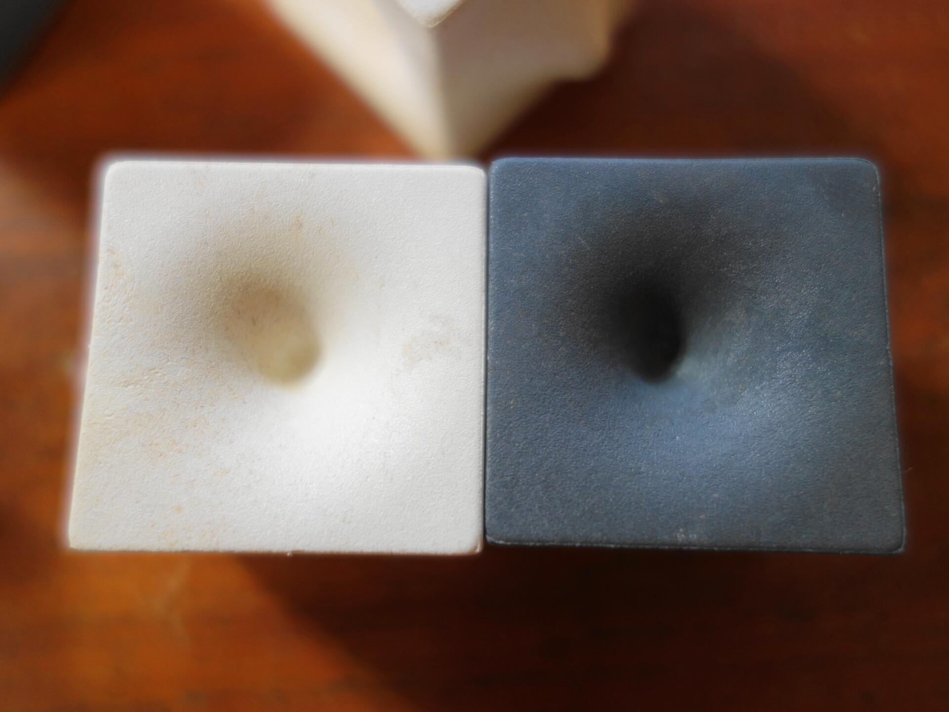 バベルピコのキューブ表面