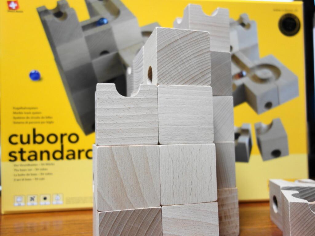 キュボロの積み木要素
